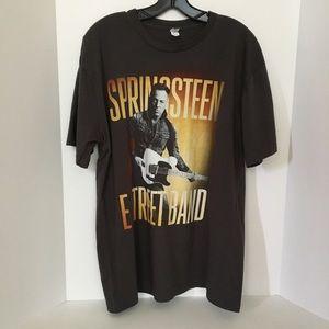 Other - Bruce Springsteen E Street Band Tee Shirt